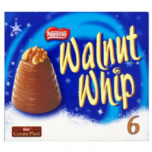 Nestle Walnut Whips 6 Pack
